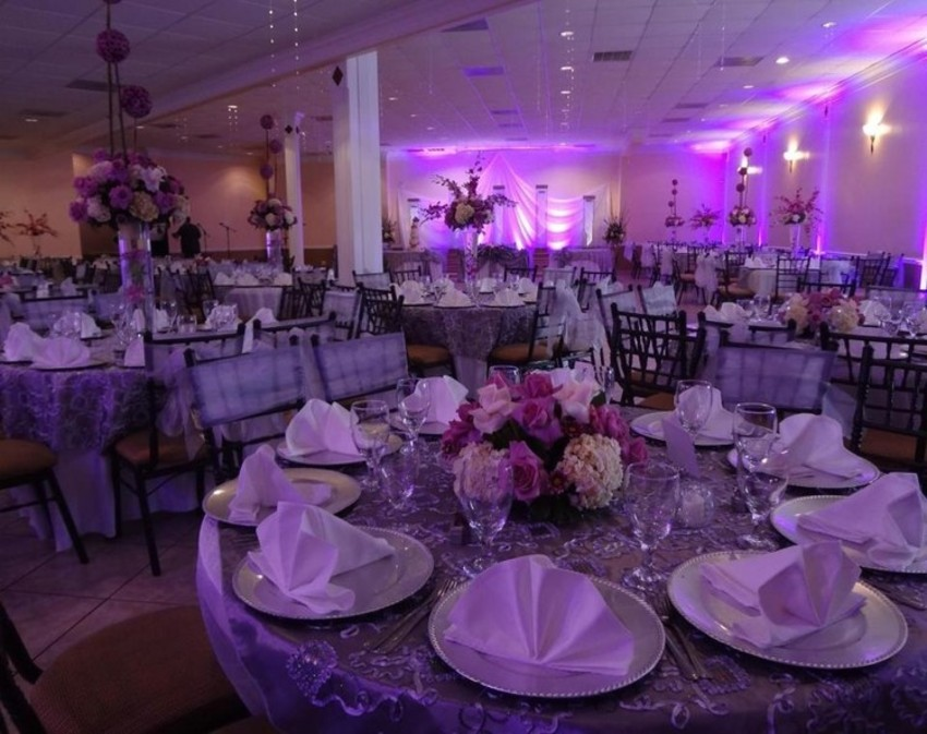 Quinceanera Hall Decoration Pictures